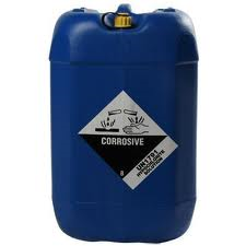 LIQUID CHLORINE 5 GALLON with Container Deposit Charge